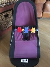 Baby Bjorn bouncer with toy bar & Additional Cover