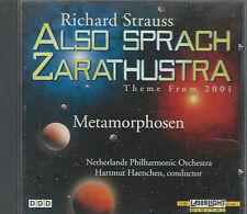 Richard Strauss Also Sprach Zarathustra Metamorphosen CD 1995