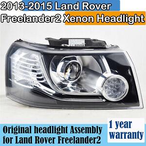 2013 2014 2015 Land Rover Freelander2 Xenon Headlight Assembly Original Headlamp