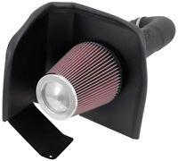 K&N 63-3082 COLD AIR INTAKE FITS 2014-18 CHEVY SILVERADO SIERRA 1500 5.3L 6.2L