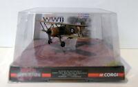 Corgi 1/72 Scale diecast AA36206 Gloster Gladiator MK2 N5851 Ron Walter 1941