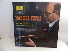 NARCISO YEPES Jeux interdits et pièces brillantes pour guitare 2538106