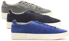 Sneakers Bikkembergs 100% Suede Leather Men Shoe Casual BKE10933