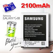 Brand New Genuine OEM Battery for Samsung Galaxy S3 SIII i9300 i9305 2100mAh AU