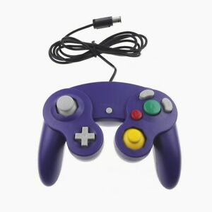 Wired NGC Controller Gamepad For Nintendo GameCube GC & Wii U Console Colors