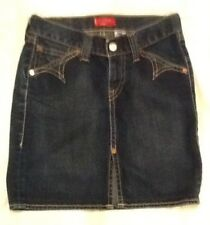 Levi's Type 1 Denim Skirt Size Medium Straight Pencil