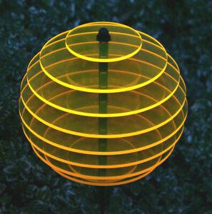 KUGEL Ø15cm  Sonnenfänger Sonnenscheiben Suncatcher Leuchtscheibe Dekoration