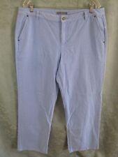 Liz Claiborne Light Blue Jeans Size 16 NWT