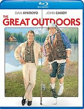 THE GREAT OUTDOORS (Dan Ackroyd)  BLU RAY - Sealed Region free for UK