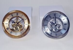 Skeleton Clock Insert Kit (woodturning Kit) - Prokraft CSK97 G/S