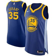 2e00e889c30 New listing NWT Nike GS Warriors Kevin Durant Authentic Edition Jersey Men s  Small 40  200