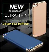 cover antiurto con batteria powerbank per Apple iphone XR XS Max 11 12 Plus Pro