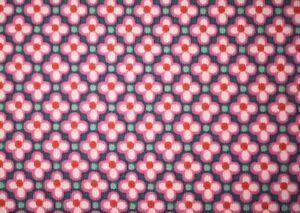 25 cm Jersey Kinderstoff Lillestoff Pink Sevenbark