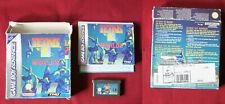 Nintendo Gameboy Advance jeu TETRIS WORLDS, complet, en boite