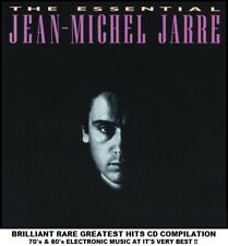 Jean Michel Jarre - Best Greatest Hits Collection - RARE Electronic Music CD