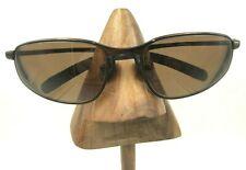 c3869527fac0 Vintage Serengeti 6986 Bronze Metal Oval Eyeglasses Sunglasses Frames Italy