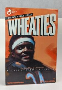 General Mills Wheaties Peyton Manning NFL Football Collectible Cereal Box