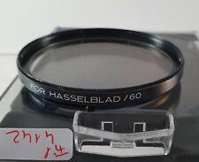 Orig Hasselblad UV Objektiv Lens Filter Bajonett Bayonet B-60 Germany AD4142