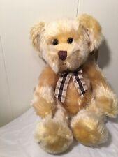 Russ Bear Named Kipling