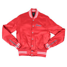 AMIRI Lovers Baseball Silk Jacket In Red RRP £1950 *SOLD OUT WORLDWIDE🌍*