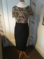 stella morgan dress size 10