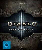 Diablo III Reaper Of Souls - Collector's Edition (PC/Mac, 2014) deutsch Sammler