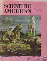 1949 Scientific American February-Easter Island Mystery
