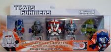 "Transformers 30th Anniversary 1 1/2"" inch Mini Figure Prime 5-pack Wave 1 2014"
