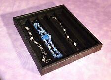 Necklacebracelet Black Jewelry Display Case Blk