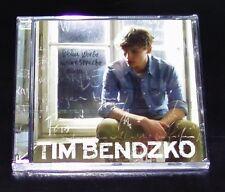 TIM BENDZKO WENN WORTE MEINE SPRACHE WÄREN RE-EDITION CD NEU & OVP