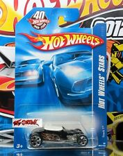 Hot Wheels 2008 #067 Track T® BLACK,5DOT,METAL BASE,PLASTIC EXHAUST PIPE,A31