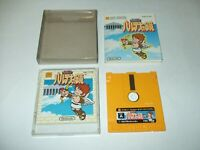 Kid Icarus Palutena no Kagami Boxed +Manual B Nintendo Famicom Disk japan import