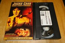 Snake in the Eagle's Shadow (VHS, 2002) Jackie Chan Kung Fu Promo Demo Tape