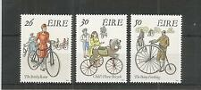IRELAND 1991 EARLY BICYCLES SG,795-797 U/M NH LOT 3635A