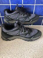 Karrimor Surge 73 Walking Hiking Shoe Black/grey Size Uk 8 Eu 42 Us 9 Dynagrip