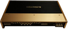 CRITICAL MASS AUDIO CM-AUE1500.4 ULTIMATE AMPLIFIER AMP UL12 audiophile