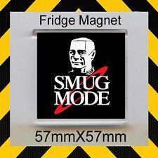 RED DWARF – SMUG MODE - FRIDGE MAGNET 57mm X 57mm - CULT TV #1