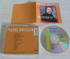 CD ALBUM QUI C'EST CELUI LA PIERRE VASSILIU 13 TITRES 2000 COMPILATION BEST OF