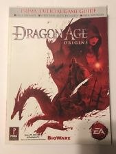 Dragon Age: Origins : Prima Official Game Guide by Prima Games (2009, PB)