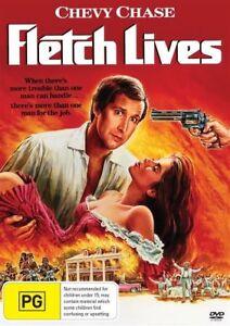 Fletch Lives - Chevy Chase - New & Sealed Region 4 DVD - FREE POST.
