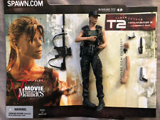 McFarlane Toys Movie Maniacs Sarah Connor With Hat