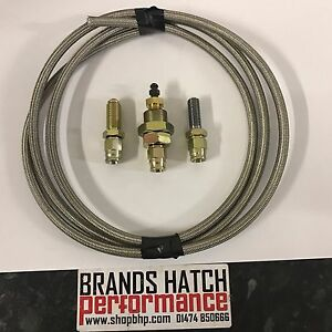 Ford Sierra Centric T5 Gearbox Hydraulic Clutch Conversion Feed & Bleed Kit