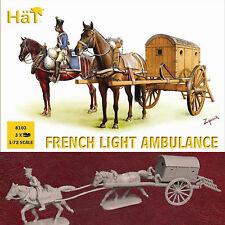 1:72 FIGUREN 8103 NAPOLEON FRENCH LIGHT AMBULANCE - HÄT