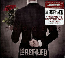 The Defiled - Daggers (2013)  CD  Limited Edition  NEW/SEALED  SPEEDYPOST