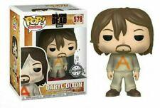 The Walking Dead Pop! Funko Daryl Dixon in prison Vinyl Figure Television N°578