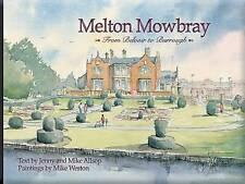 More details for melton mowbray belvoir to burrough jenny/mike allsop. art - mike weston signed