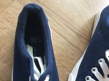 New Look blue  trainers size 4