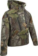 Jack pyke Evolution Camuflaje Roble Polar con Capucha Pesca Caza Jersey Camiseta