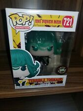 Funko Pop! One Punch Man Terrible Tornado #721 Glow Chase Vinyl Figure
