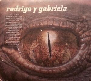 Rodrigo Y Gabriela - Rodrigo Y Gabriela (CD Album, 2006)